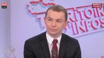 Invité : Olivier Dussopt - Territoires d'infos (23/01/2017)