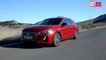 Prueba: conducimos el nuevo Hyundai i30 2017