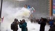 Il neige du lait en poudre sur Bruxelles (2)