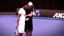 """Open d'Australie 2017 - Thierry Ascione : """"Tsonga - Wawrinka, il va y avoir de la testostérone sur le court !"""""""