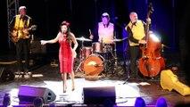 Stephanie Zeligman sings 'Barefoot Baby' Elvis 56 Elvis Week 2016