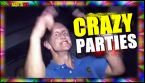 The Most Crazy at Rave Parties - Drunk and Drugged || Radicalife
