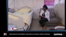 Zone Interdite : Maître Gims fait un beau cadeau à une enfant malade de l'hôpital Trousseau (Vidéo)