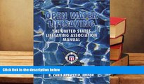 Audiobook  Open Water Lifesaving: The United States Lifesaving Association Manual (2nd Edition)