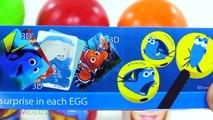 Balls Surprise Toys in Cups Frozen Disney Princess Batman Finding Dory Barbie Ze