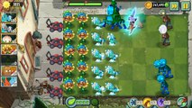 Plants vs Zombies 2 - Missile Toe in Action | Food Fight Event Pinata 11/19/2016 (November 19th)
