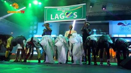 TIWA SAVAGES PERFORMANCE AT ONE LAGOS FIESTA [HD, 1280x720p]