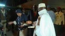 Gambie, La Guinée Equatoriale accueille Yahya Jammeh