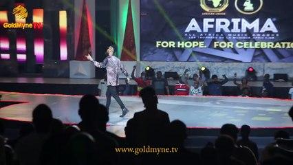 PHYNO'S PERFORMANCE AT #AFRIMA3.0 2016