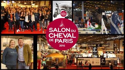 SALON DU CHEVAL 2016 : Le Salon