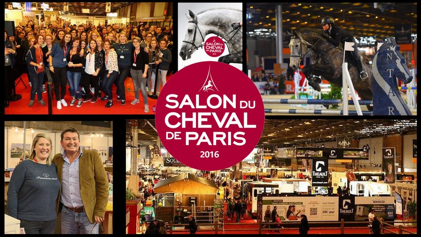 SALON DU CHEVAL 2016 : Le Salon
