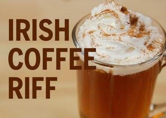 Irish Coffee Riff Drink Recipe