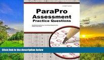 Read Online ParaPro Assessment Practice Questions: ParaProfessional Practice Tests   Exam Review
