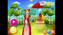Frozen surgery games - Frozen Princess Anna Baby Birth - Surgery videogames for kids