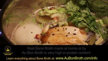 How much Protein is in Bone Broth? High Protein, Easy, Simple, Delicious!