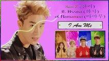 San E ft. Hwasa of Mamamoo - I Am Me MV HD k-pop [german Sub]