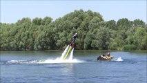Pont-à-Mousson : le flyboard débarque tout l'été au Grand Bleu ...