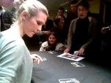 nancy lorie a la rencontre ses fans