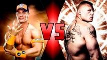 Batalha de Mitos - John Cena vs Brock Lesnar