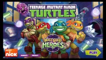 Teenage Mutant Ninja Turtles: Half-Shell Heroes - Boss Battle Shredder