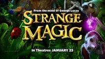 Странная Магия Рецензия на фильм странная Магия трейлер комментарий странная Магия 23 января!