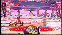 Khmer Boxing, Sek Kemroun Vs. Aram Boy, Thai, Seatv Boxing, 22 January 2017
