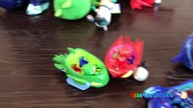 PJ Masks IRL Superheroes In Real Life Romeo Stole Catboy PJ Masks Toys Gekko Owlette Disney Junior