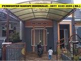 Kanopi Minimalis Gresik HUB.0877- 0103 – 2699 ( XL )
