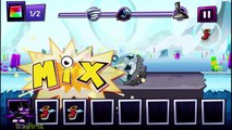 Mixels Rush: Full Gameplay All Levels All Secret Levels unlocked - Cartoon Network Games