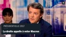 Présidentielle 2017 : À droite, tous (ou presque) derrière Macron