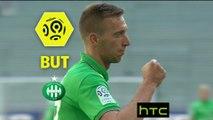 But Robert BERIC (39ème) / AS Saint-Etienne - Stade Rennais FC - (1-1) - (ASSE-SRFC) / 2016-17