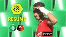AS Saint-Etienne - Stade Rennais FC (1-1)  - Résumé - (ASSE-SRFC) / 2016-17