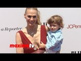 """Molly Sims """"Super SaturdayLA"""" Red Carpet ARRIVALS"""