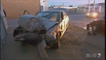 Drink Driver Hits Wall At 180km/hr (Highway Patrol Australia)
