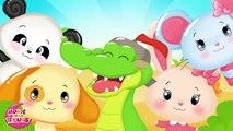 Chansons et comptines sur Pâques - Oeufs surprises cachés dans les comptines pour enfants