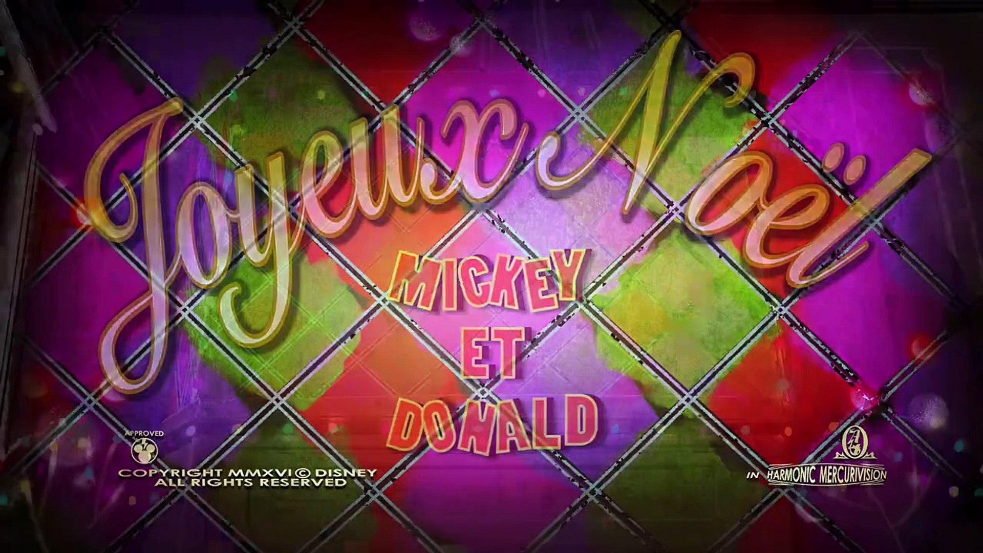 Mickey Mouse  - Joyeux Noël Mickey et Donald -