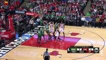 Boston Celtics 104-95 Chicago Bulls - Highlights - Playoffs - April 23, 2017