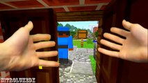MINECRAFT ANIMATION | Herobrine Life - Zombie Life - Minecraft Top 5 Realistic Minecraft