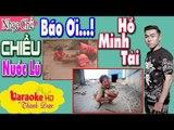 [ Karaoke ] Bão Ơi ( Chiều Nước Lũ Chế ) - Hồ Minh Tài By Thành Được