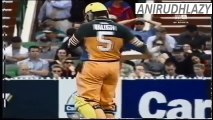 "Steve Waugh & Damien Martyn ""NO FEAR BATTING"" vs Shoaib Akhtar CU SERIES 2000 (MCG)*BALL BY BALL*"