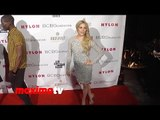 Allison Holker NYLON & BCBGeneration Young Hollywood Party Red Carpet