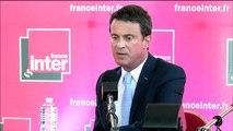 """Manuel Valls : """"Je regardais ces résultats et j'étais partagé."""""""