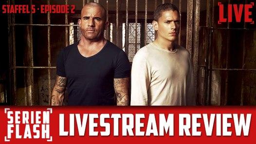 Prison Break Staffel 5 Episode 2
