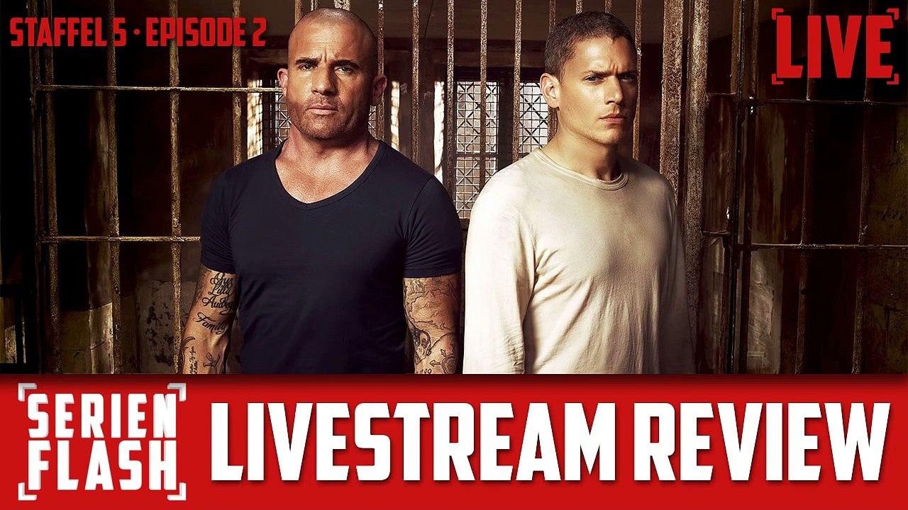 Prison Break Staffel 5 Episode 1