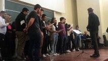Chorale Rock Anglais / les cordées de la réussite