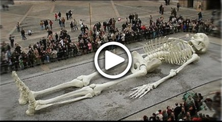 Biggest Human Skeleton Of World Is Found In Greece