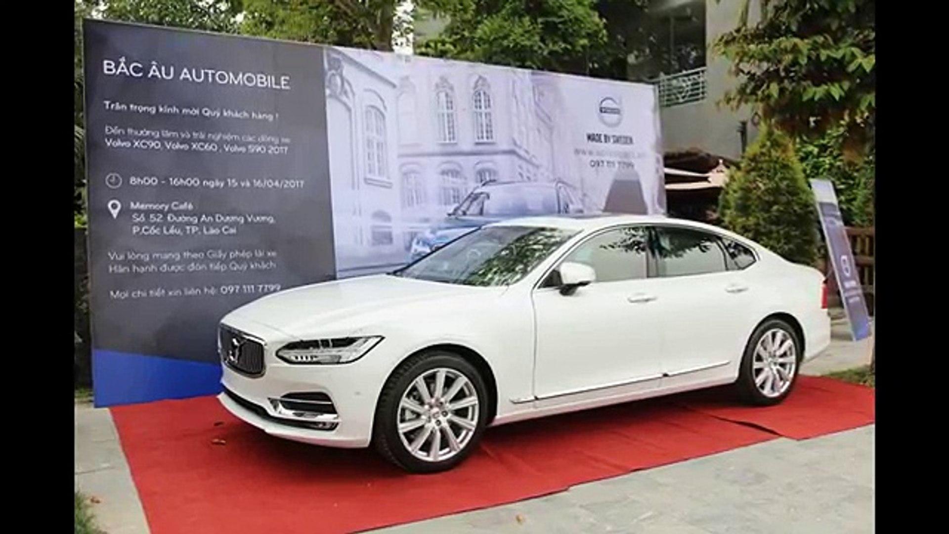 Cùng trải nghiệm các mẫu xe sang Volvo tại sự kiện Drive Me Lào Cai!