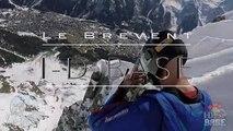 Wingsuit Base Jumping by an Expert Wingsuit Pilot Sean Chuma