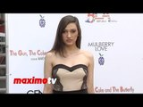 "Bria Lynn Massie | ""The Gun, The Cake and the Butterfly"" Screening Red Carpet"