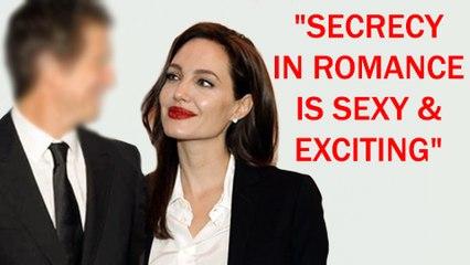 Angelina Jolie's Secret Romantic Trip With New Mystery Man | Malibu Rendezvous